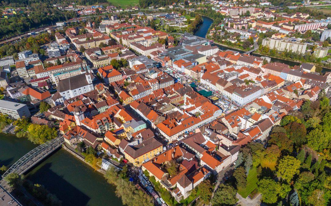 Zukunft Innenstadt Leoben