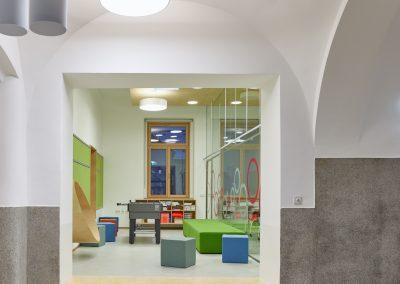 NONCONFORM - Bildungszentrum Pestalozzi in Leoben