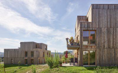 Ein Dorf des Gemeinsinns: Das Wohnprojekt B.R.O.T. Pressbaum