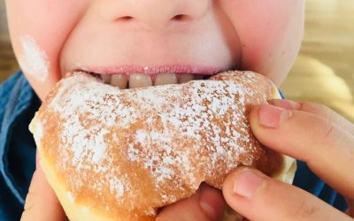 Aus Donuts müssen Krapfen werden!