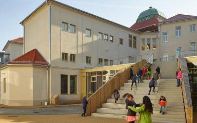 Das Bildungszentrum Pestalozzi in Leoben