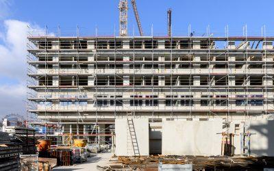 Prater Glacis – hostel und serviced lofts in Wien
