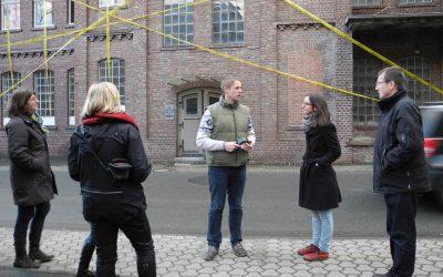 Von der Fabrik zum Begegnungszentrum in Bad Berleburg